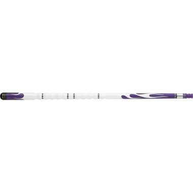 Stealth - QS-STR-05 - Purple Flame Pool Cue