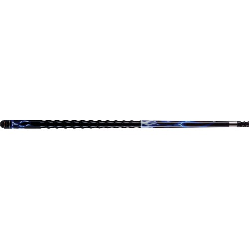 Stealth - Blue Flames Cue (H3BL-D) Pool Cue STH04