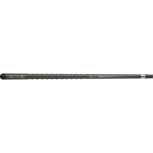 Stealth - Black/Silver/Metallic Cue (MOP-1) Pool Cue STH12
