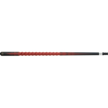 Stealth - QS-STR-01 - Rust Tribal Pool Cue