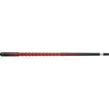 Stealth - QS-STR-01 - Rust Tribal Pool Cue