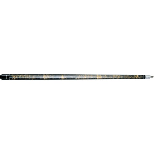 Action - Value 12 - Gold Pool Cue VAL04