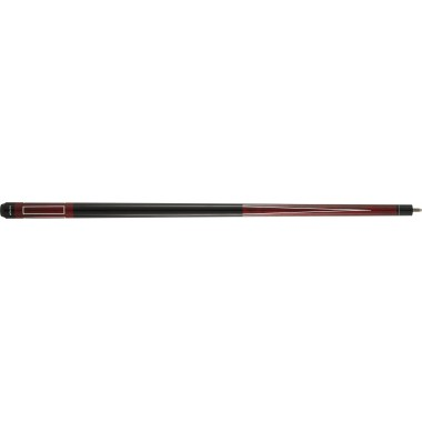Action - Value 21 - Burgundy Pool Cue
