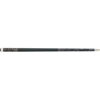 Voodoo 16 - Grey Skully Diamonds Pool Cue