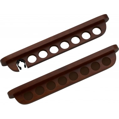 Wall Rack - 7 Cue w/Clip for Bridge